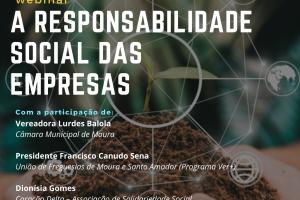 RESPONSABILIDADE SOCIAL DAS EMPRESAS _cartaz