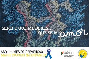 abril mês da prevenção maus tratos na infancia
