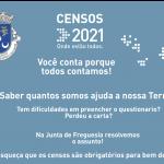 Informação CENSOS 2021