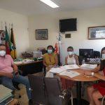 Reunião sobre o Projeto de Mediadores Municipais e Interculturais