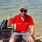 João Clérigo Campeão Regional da 1ª Divisão de Séniores Rio 2021, em Pesca Desportiva
